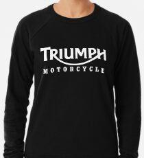 Triumph Classic Motorrad Leichtes Sweatshirt