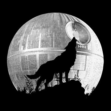 Wolf, That's No Moon! by chriswig
