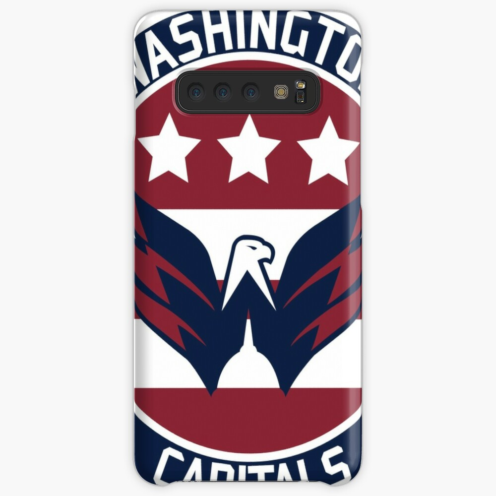 Washington Capitals Logo Case & Skin for Samsung Galaxy