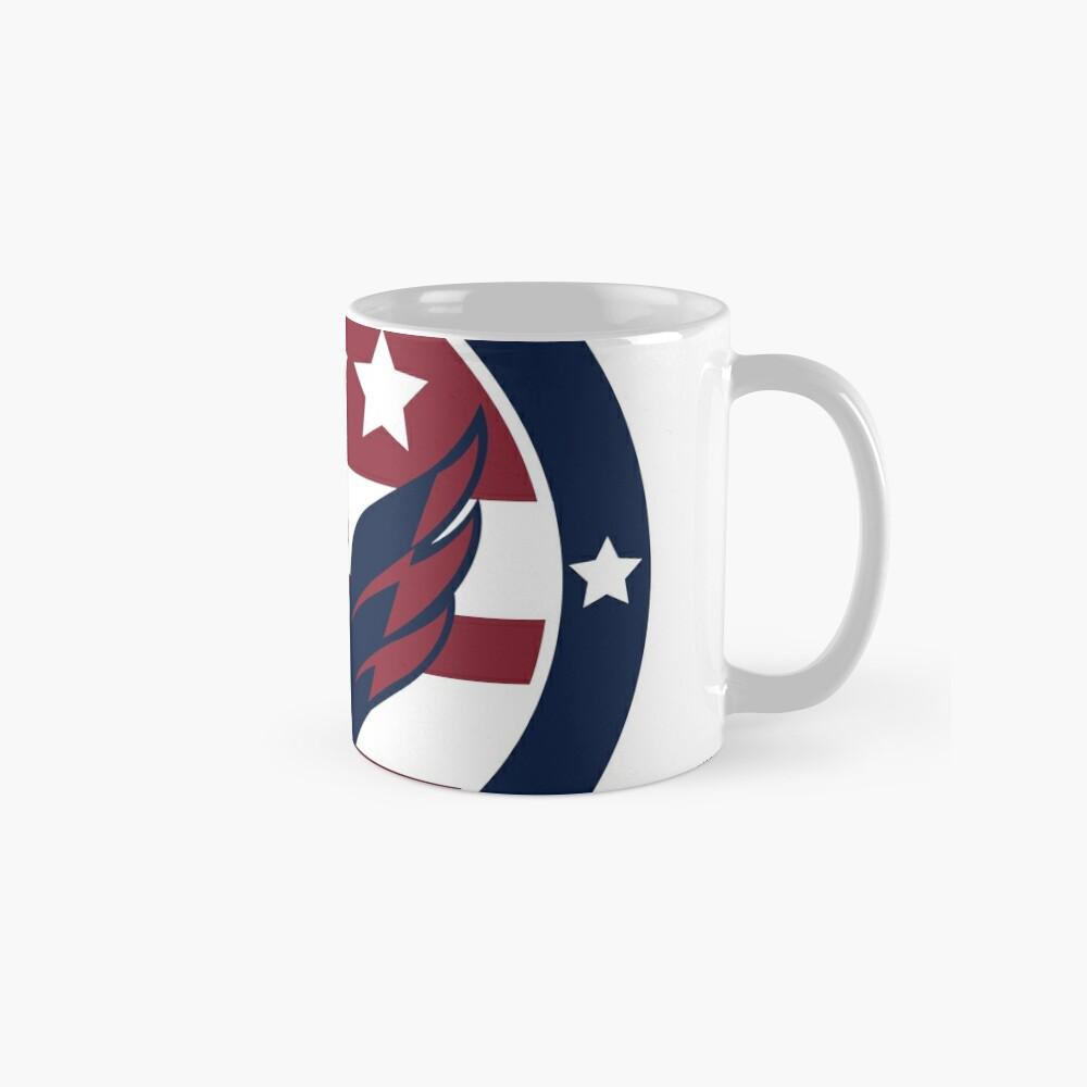 Washington Capitals Logo Mug