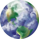 Earth by Lucarbi