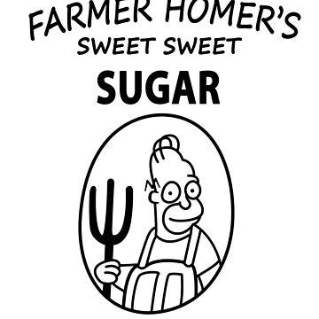 Farmer Homer's Sweet Sweet Sugar  by rockbottomau