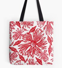 Summer Blanket of Flowers Tote Bag