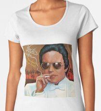 Hector Lavoe- Classic Pic Women's Premium T-Shirt