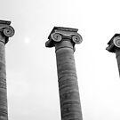 Pillars of Strength by Robert McMahan
