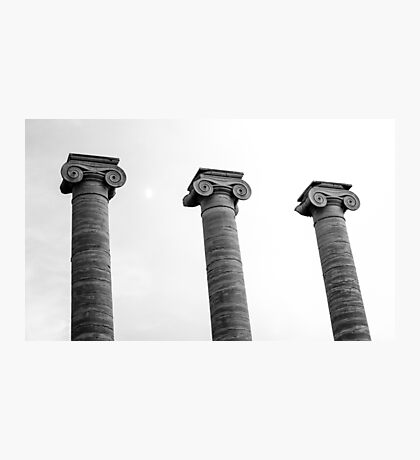 Pillars of Strength Photographic Print
