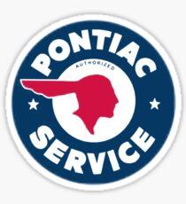 Pontiac Certified  Sticker