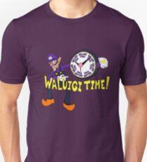 WALUIGI TIME! Unisex T-Shirt