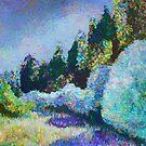 Cottonwood on a Summer Day by Oleg Atbashian