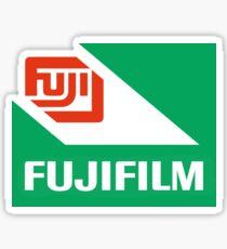 FujiFilm Logo Sticker