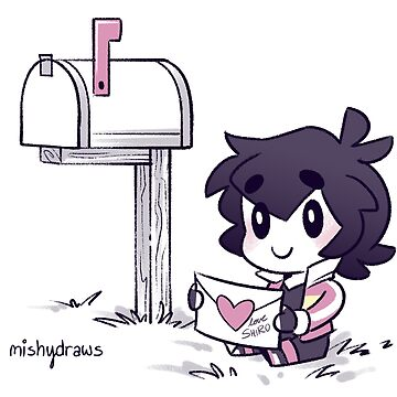 Mail Time by mishydraws
