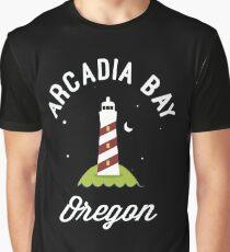 Arcadia Bay Organ Graphic T-Shirt