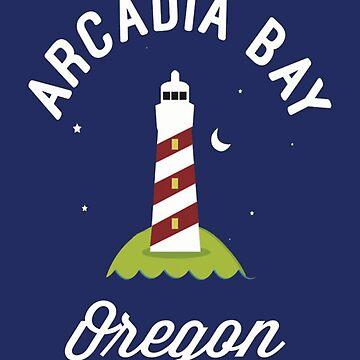 Arcadia Bay Organ by 7muggy7