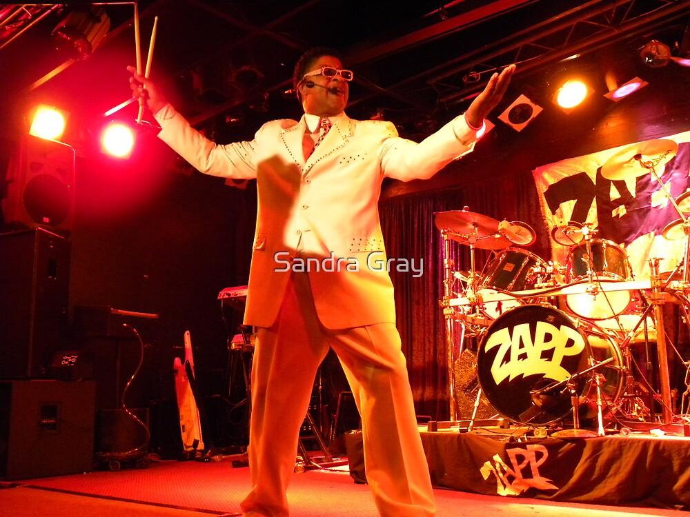 ZAPP Band  by Sandra Gray