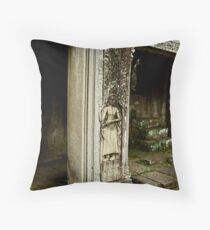 Apsara Throw Pillow
