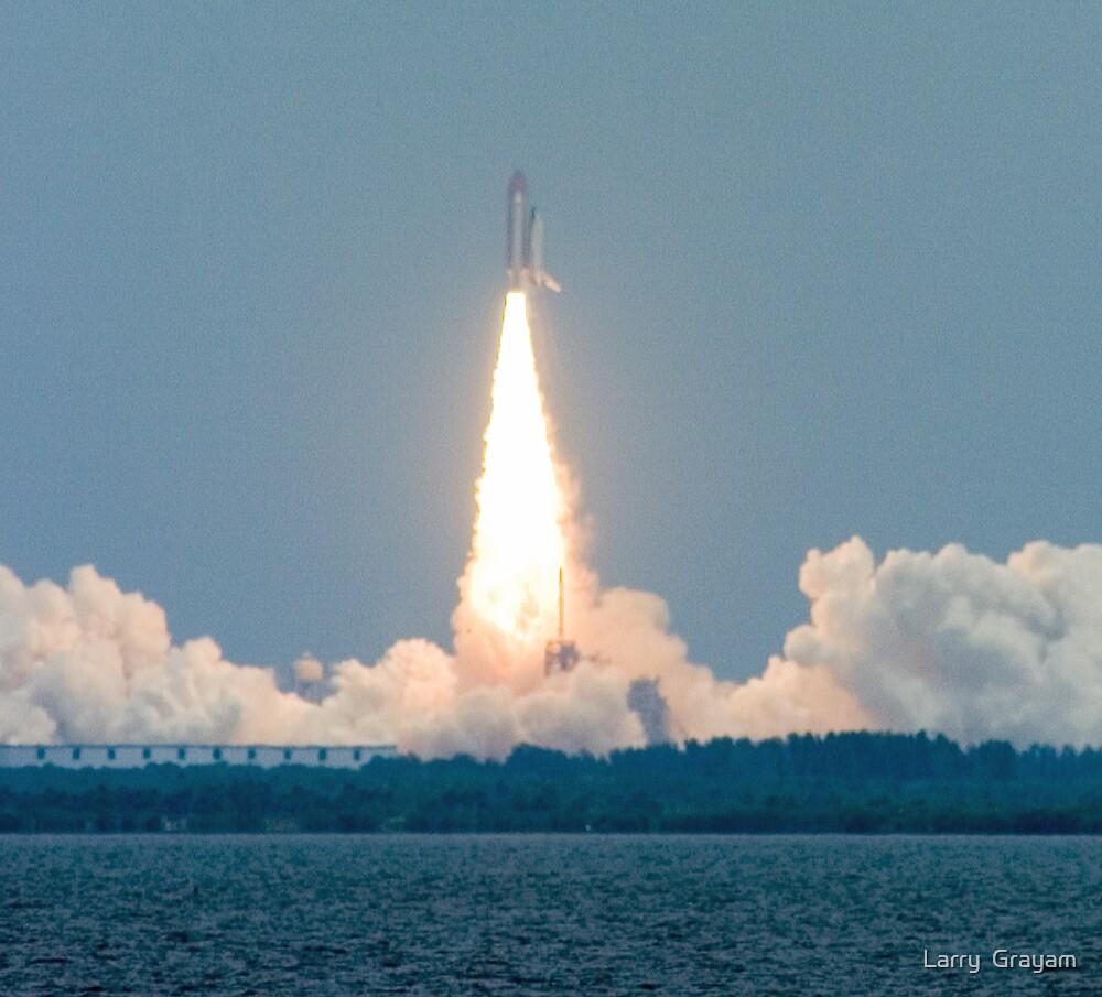 Liftoff by Larry  Grayam