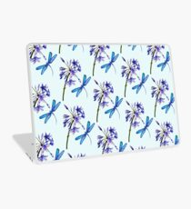 Nature's Gift's - Dragonfly and Flower Laptop Skin