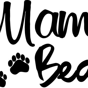 Mama Bear  by mersenne