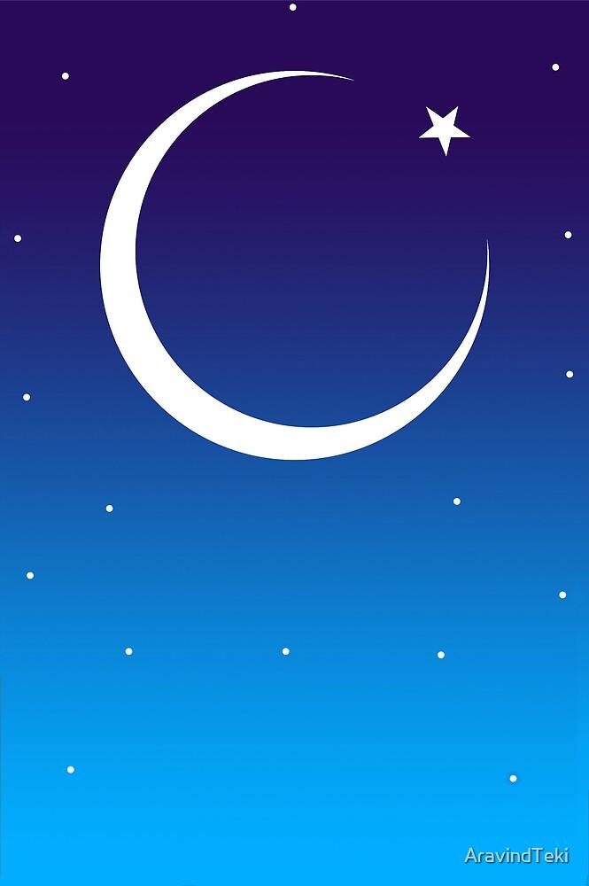 Id Moon by AravindTeki