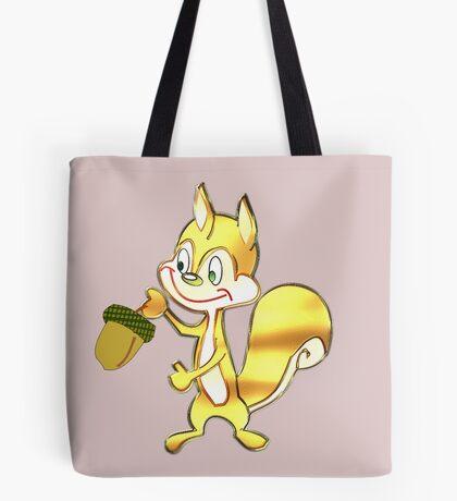 Cheeky Squirrel   (50001 views  ) Tote Bag