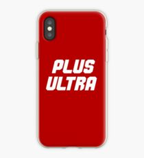 My Hero Academia - PLUS ULTRA iPhone Case