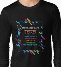 STORE ASSOCIATE Long Sleeve T-Shirt
