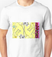 hunkydory 3 Unisex T-Shirt