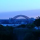 Harbour bridge by ben reid