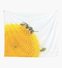 Busy Little Beetle Wall Tapestry
