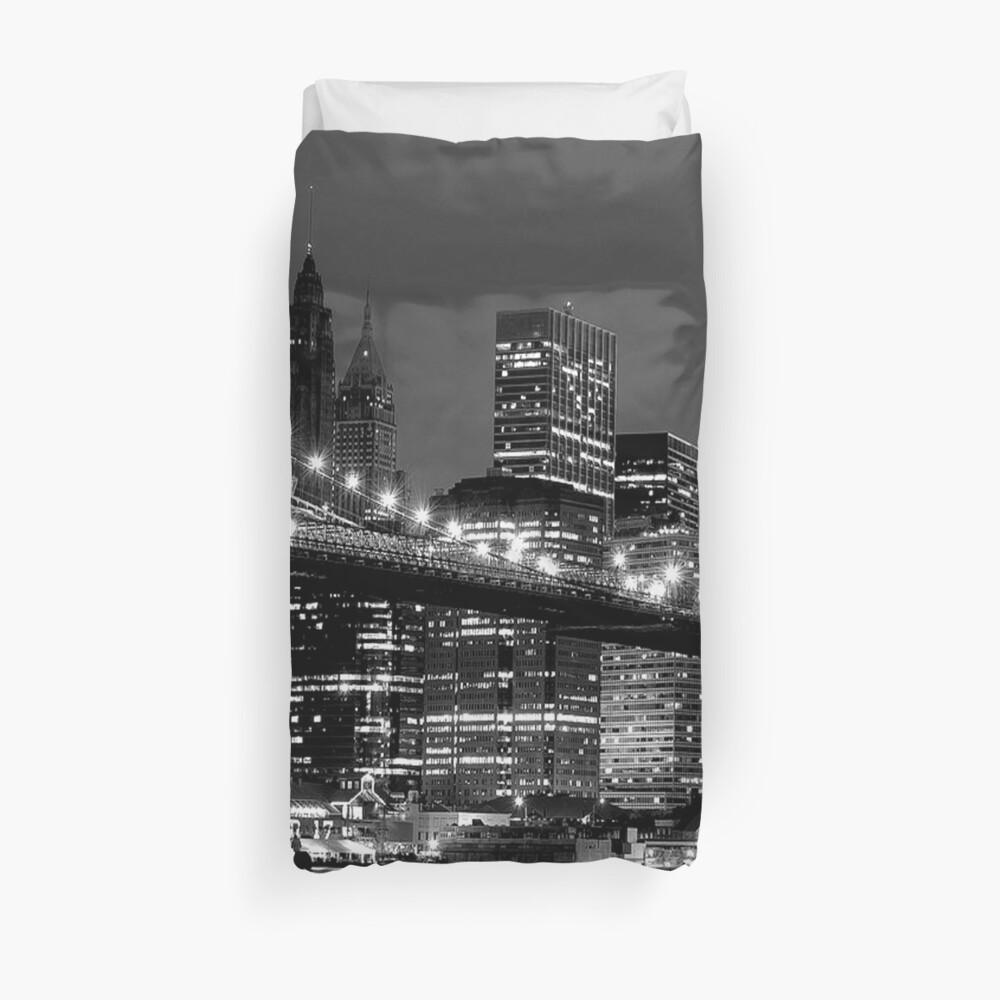 New York Bettbezug