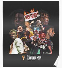 16*29* COVER BY WHOISREEF Poster