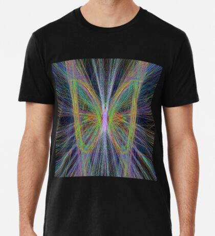 Linify Motley butterfly Premium T-Shirt