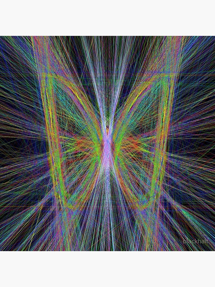 Linify Motley butterfly by blackhalt