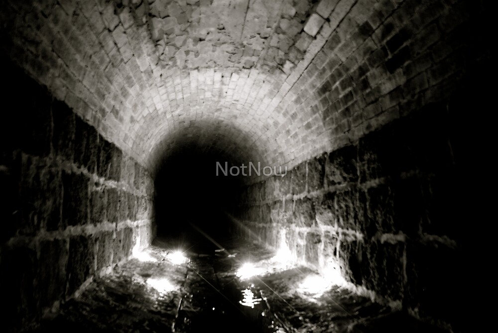 The Relationship Between Light And Dark by NotNow