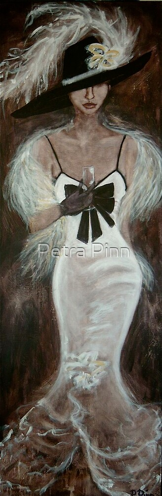 at the races by Petra Pinn