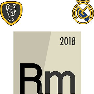 Real Madrid Champions league champion 2018 by shbubble1