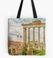 The Temple of Saturn Tote Bag