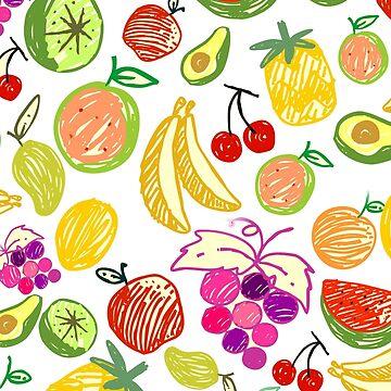 Fruit Passion Kid by FrancisDigital