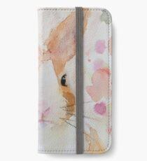 Dijon the Big-hearted Rainbow Bunny iPhone Wallet/Case/Skin