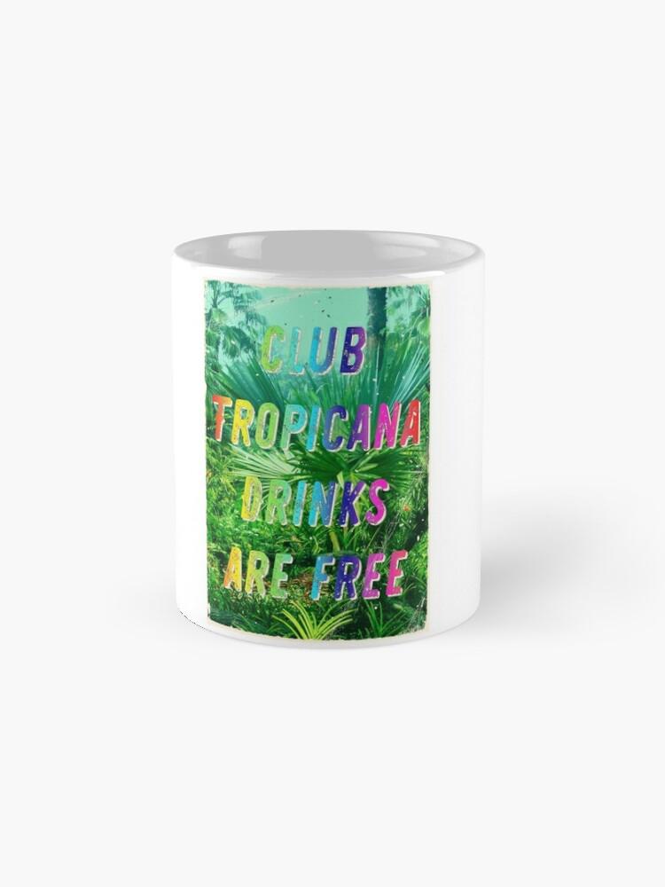 Alternative Ansicht von Club Tropicana #2 – A Hell Songbook Edition Tassen