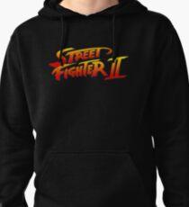 Street Fighter 2 II Logo Pullover Hoodie