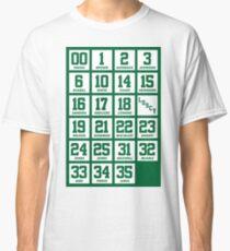 Retired Numbers - Celtics Classic T-Shirt