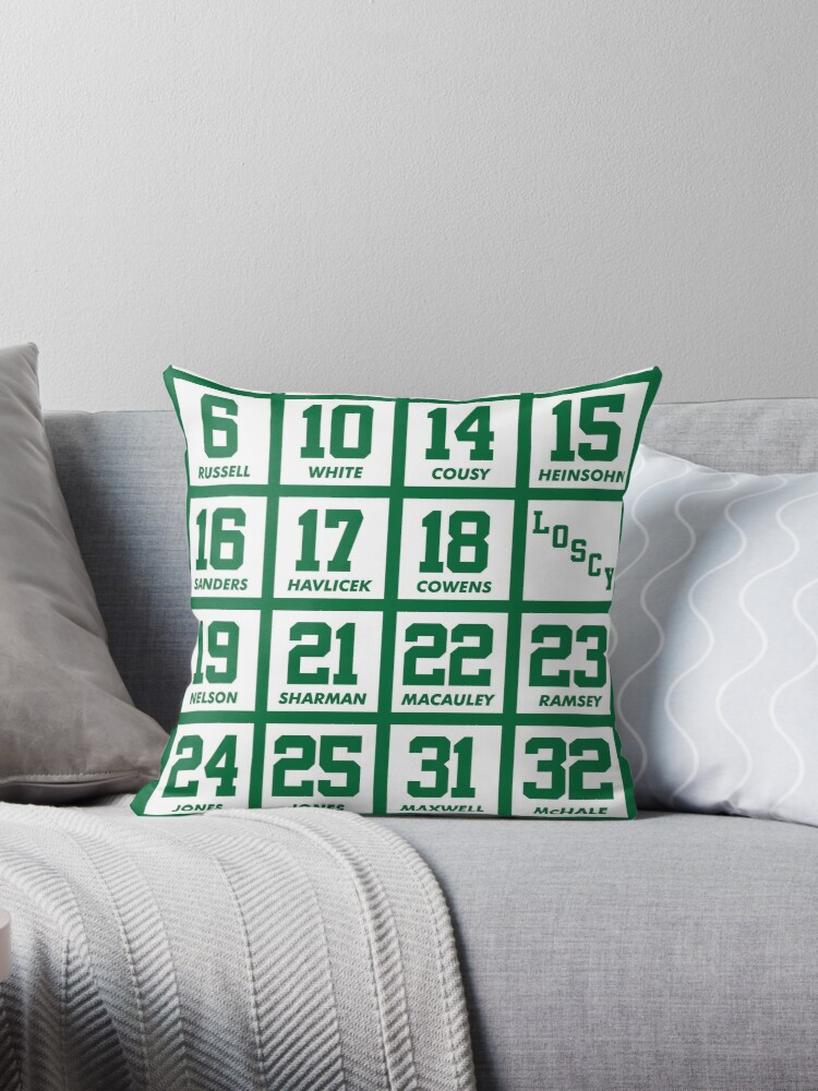 83febc50f Retired Numbers - Celtics