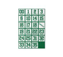 09a8faffb Retired Numbers - Celtics
