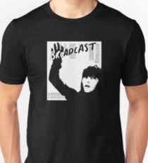 Broadcast Tender Buttons Noise Made By People shirt Unisex T-Shirt