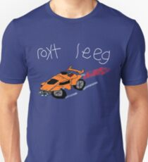 Rocket League® - Rokt Leeg Octane (White) Unisex T-Shirt