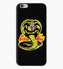 Cobra Kai Dojo - Schwarz iPhone-Hülle & Cover