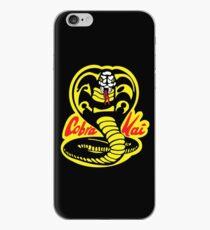 Cobra Kai Dojo - Schwarz iPhone-Hülle & Cover