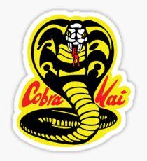 Cobra Kai Dojo - Black Sticker