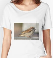 Male Sparrow Women's Relaxed Fit T-Shirt